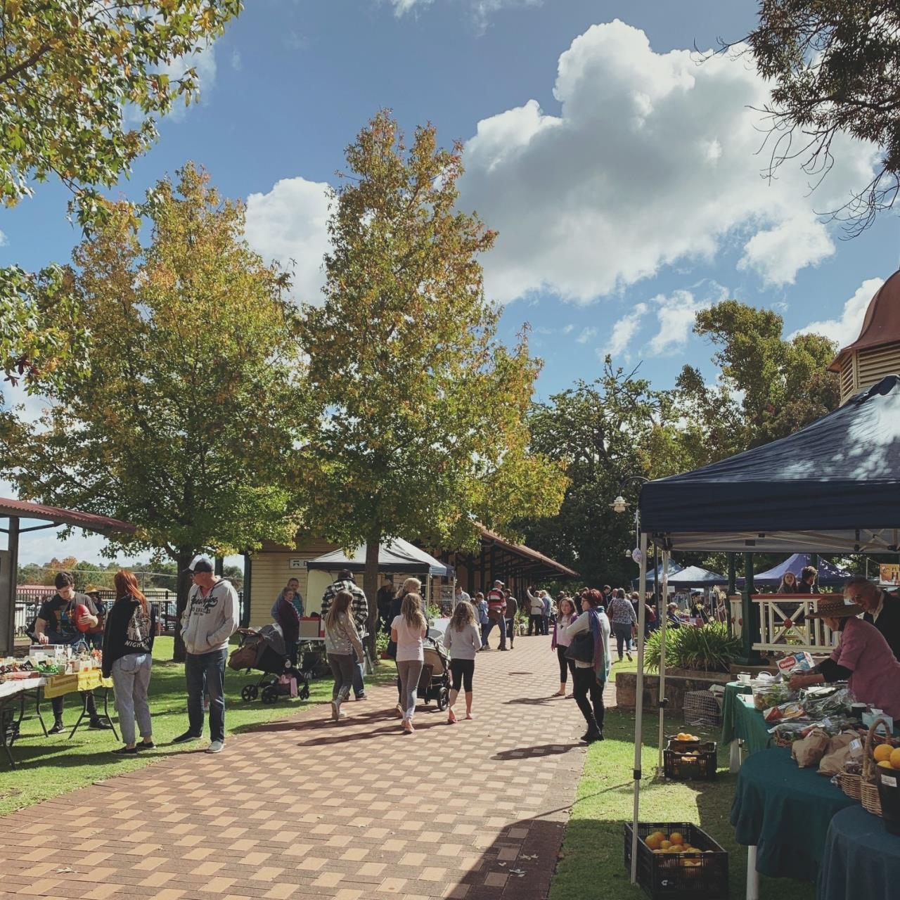 Donnybrook Station Markets