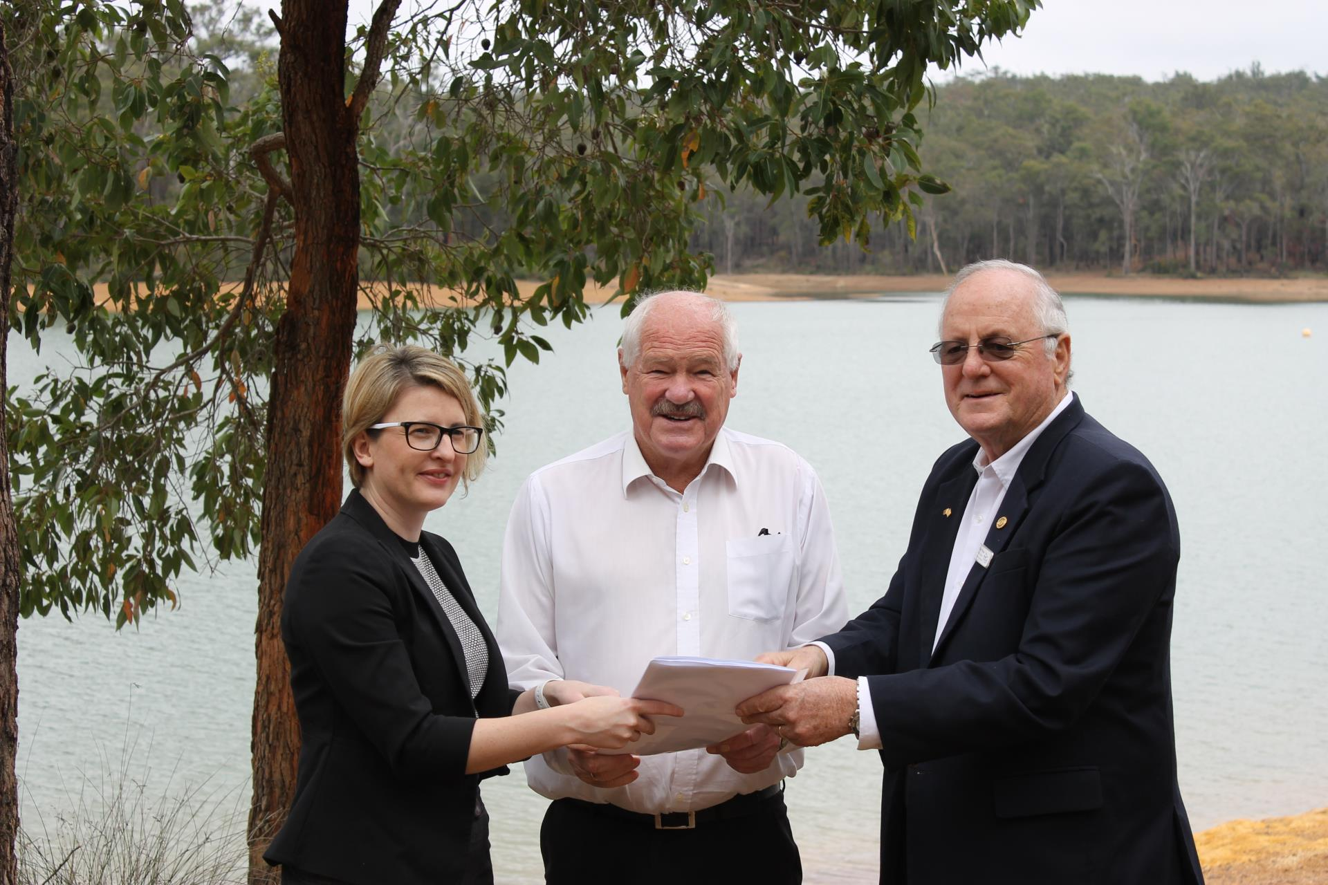 MEDIA RELEASE: Partnership between Shires to boost local tourism