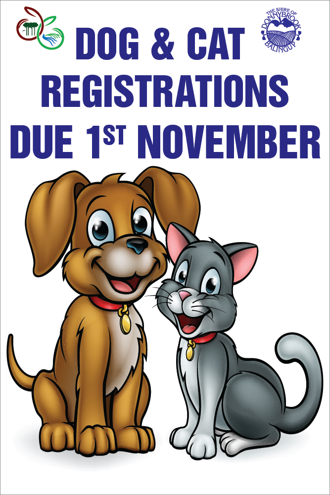 Overdue Dog and Cat Registrations