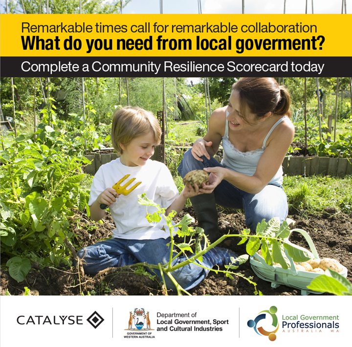 MEDIA RELEASE: 2020 SCORECARD TO MAP LOCAL RESILIENCE