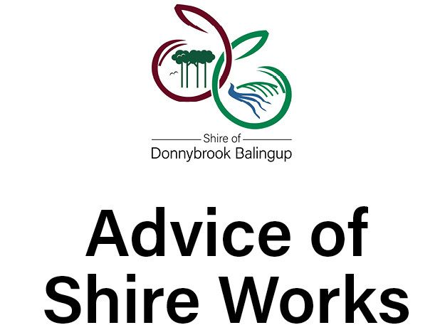 ADVICE OF WORKS - December 2019 / January 2020